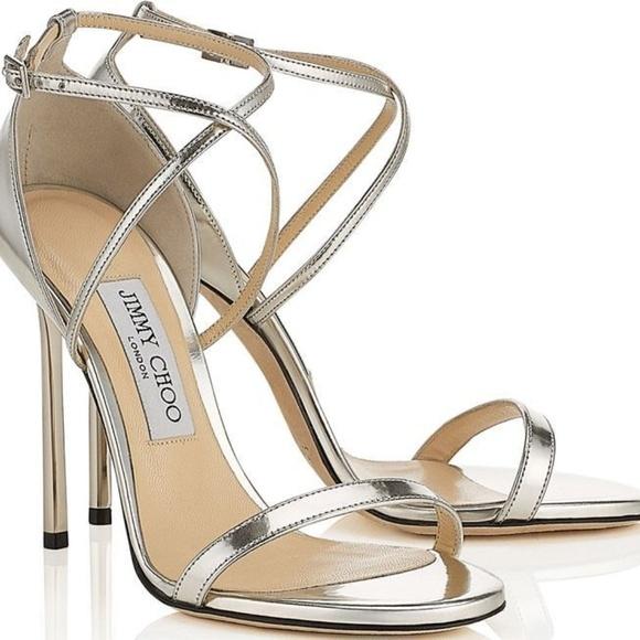 e19e3ea3f4 Jimmy Choo Shoes | Hesper Ankle Strap Heeled Sandal | Poshmark